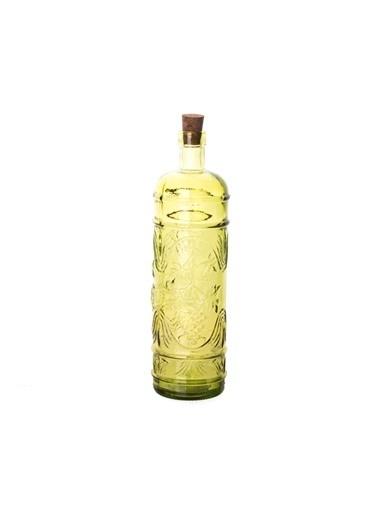 San Miguel Bonbon Yağ Şişesi 1 Litre Sarı Sarı